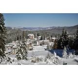 Пампорово - самое тёплое и солнечное место для занятий горными лыжами в Болгарии
